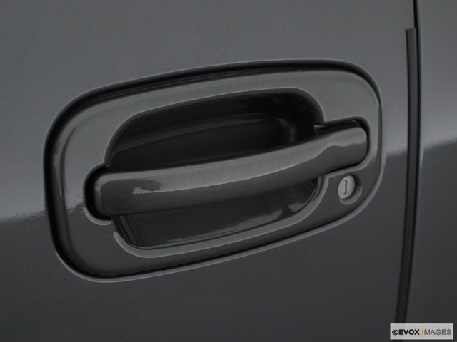 2001 Chevrolet Tahoe Drivers Side Door handle