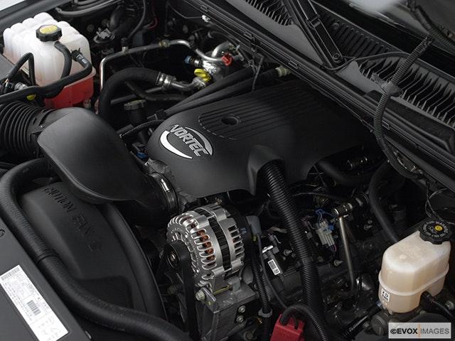 2001 Chevrolet Tahoe Engine