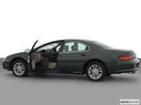 2001 Chrysler LHS Driver's side profile with drivers side door open