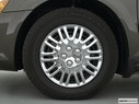 2001 Chrysler Sebring Front Drivers side wheel at profile