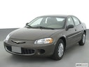2001 Chrysler Sebring Front angle view