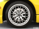 2001 Dodge Viper Front Drivers side wheel at profile