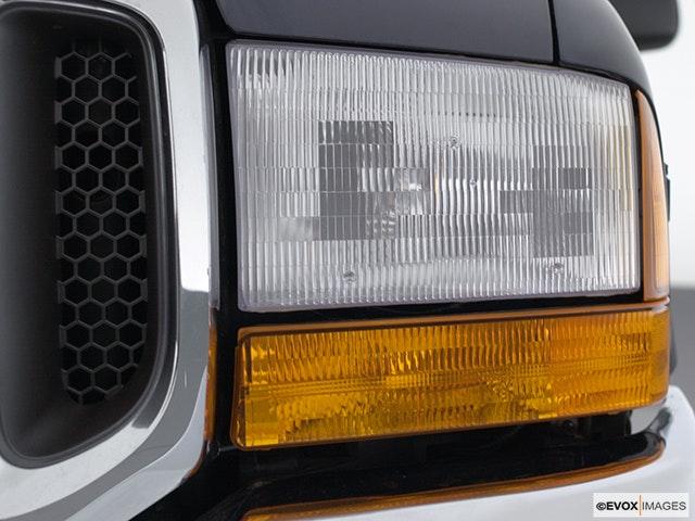 2001 Ford F-250 Super Duty Drivers Side Headlight