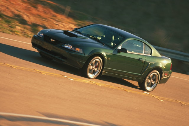 2001 Ford Mustang Exterior