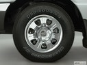 2001 Ford Ranger Front Drivers side wheel at profile