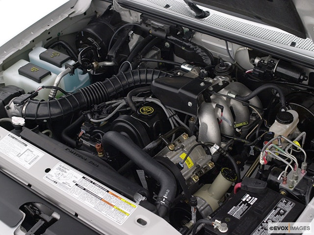 2001 Ford Ranger Engine