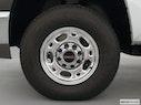 2001 GMC Sierra 2500HD Front Drivers side wheel at profile