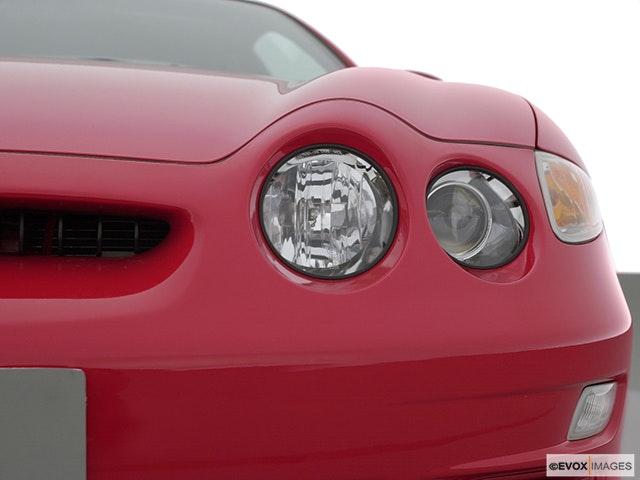 2001 Hyundai Tiburon Drivers Side Headlight