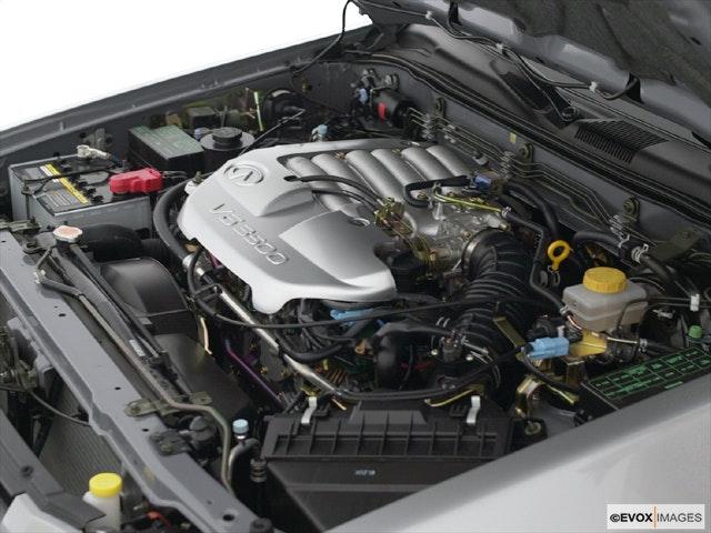 2001 INFINITI QX4 Engine