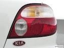 2001 Kia Sephia Passenger Side Taillight