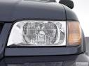 2001 Kia Sportage Drivers Side Headlight