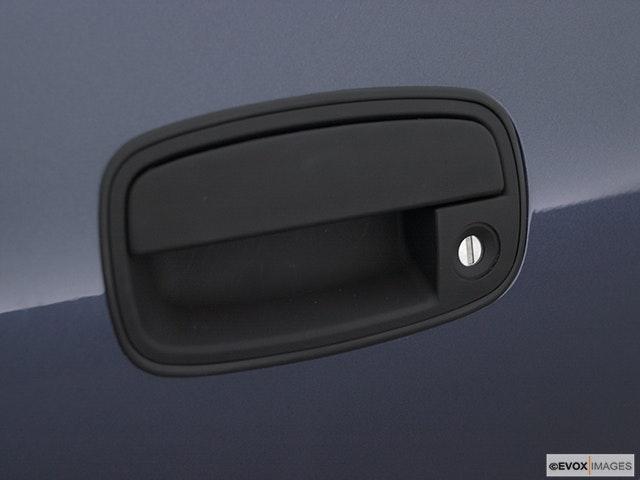 2001 Kia Sportage Drivers Side Door handle
