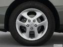2001 Lexus ES 300 Front Drivers side wheel at profile