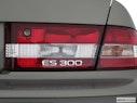 2001 Lexus ES 300 Passenger Side Taillight