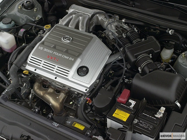 2001 Lexus ES 300 Engine