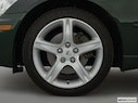 2001 Lexus IS 300 Front Drivers side wheel at profile