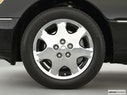 2001 Lexus LS 430 Front Drivers side wheel at profile