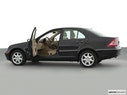 2001 Mercedes-Benz C-Class Driver's side profile with drivers side door open