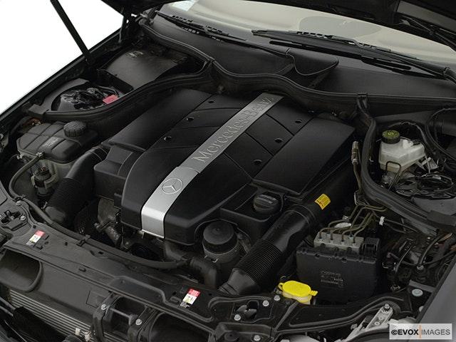 2001 Mercedes-Benz C-Class Engine