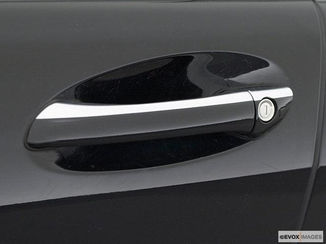2001 Mercedes-Benz S-Class Drivers Side Door handle