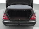 2001 Mercedes-Benz S-Class Trunk open