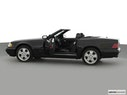 2001 Mercedes-Benz SL-Class Driver's side profile with drivers side door open