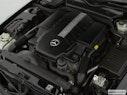 2001 Mercedes-Benz SL-Class Engine