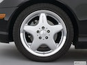2001 Mercedes-Benz SLK Front Drivers side wheel at profile