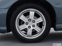 2001 Mitsubishi Eclipse Front Drivers side wheel at profile