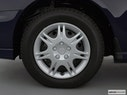 2001 Mitsubishi Galant Front Drivers side wheel at profile
