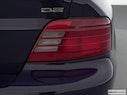 2001 Mitsubishi Galant Passenger Side Taillight