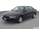 2001 Mitsubishi Galant Front angle view