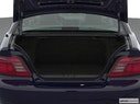 2001 Mitsubishi Galant Trunk open