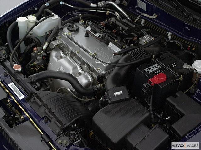 2001 Mitsubishi Galant Engine