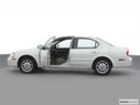 2001 Nissan Maxima Driver's side profile with drivers side door open
