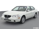 2001 Nissan Maxima Front angle view