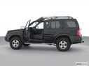 2001 Nissan Xterra Driver's side profile with drivers side door open