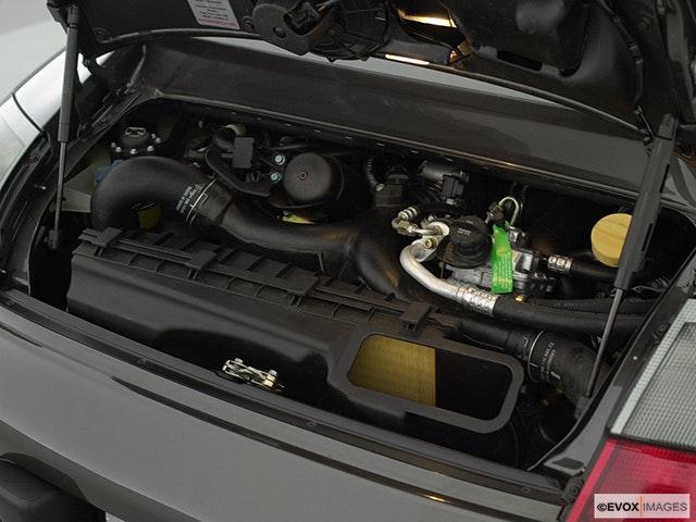 2001 Porsche 911 Engine