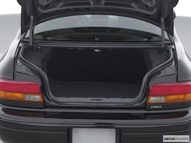2001 Subaru Impreza Trunk open
