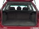 2001 Subaru Legacy Trunk open