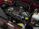 2001 Subaru Legacy Engine