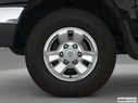 2001 Toyota 4Runner Front Drivers side wheel at profile