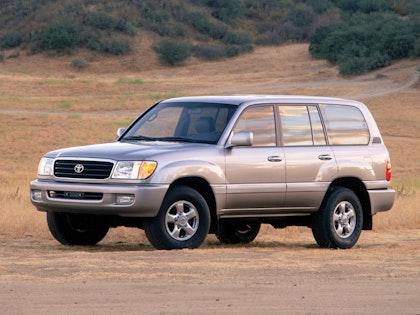 2001 Toyota Land Cruiser photo