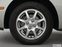 2001 Toyota Prius Front Drivers side wheel at profile