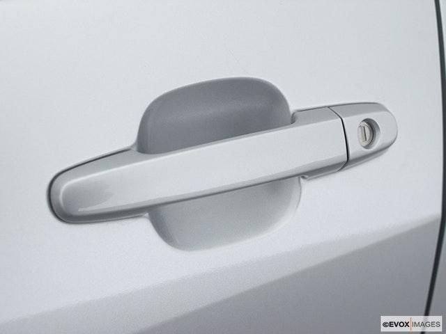 2001 Toyota RAV4 Drivers Side Door handle