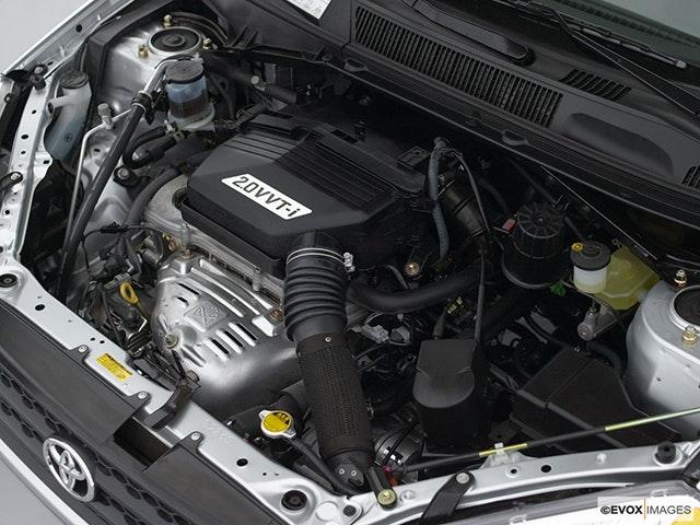 2001 Toyota RAV4 Engine