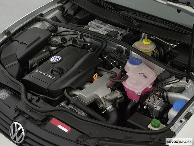 2001 Volkswagen Passat Engine