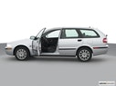 2001 Volvo V40 Driver's side profile with drivers side door open