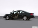 2002 Acura CL Driver's side profile with drivers side door open