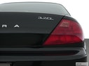 2002 Acura CL Passenger Side Taillight